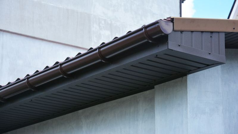uPVC Fascias, Soffits, and Guttering